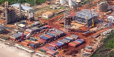 Industria en Senegal